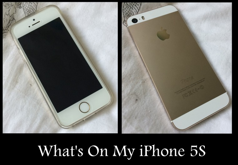 What's On My iPhone 5S