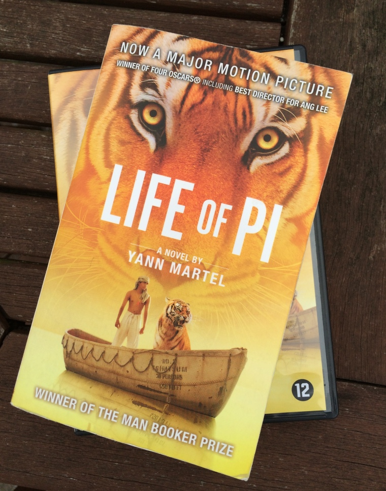 Life of Pi boek vs film