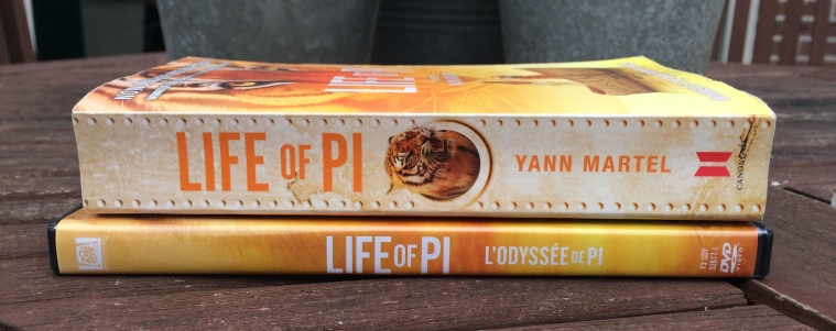 Life of Pi boek en film