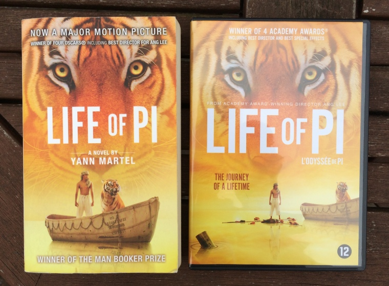 Life of Pi - boek en film