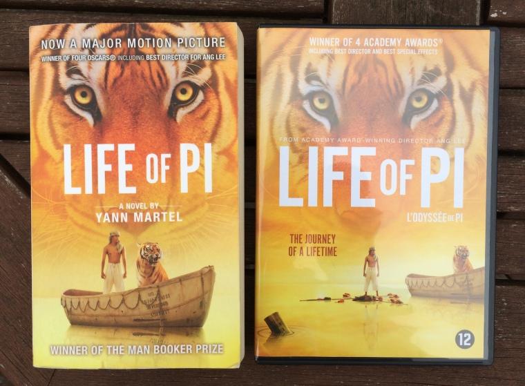Life of Pi - boek en film