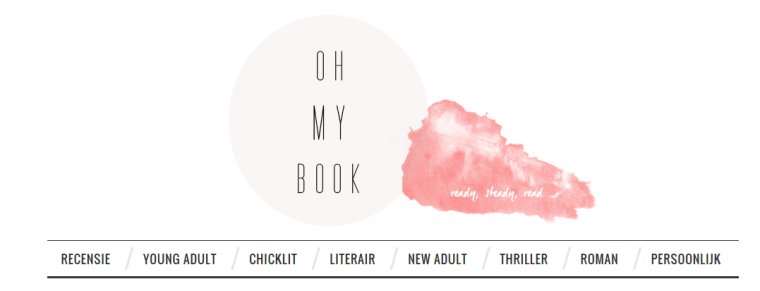 Oh My Book layout