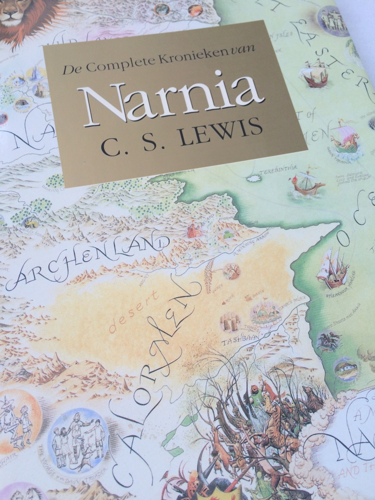 Narnia bundel close up