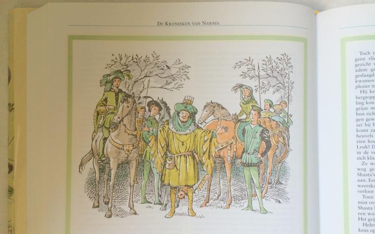 afbeelding het paard en de jongen