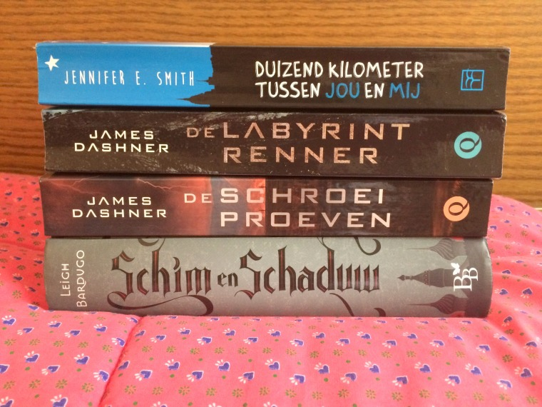 Wrap up OHMYBOOKATHON