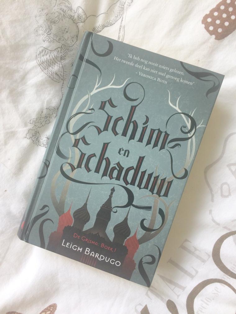 Schim & Schaduw - Leigh Barduro