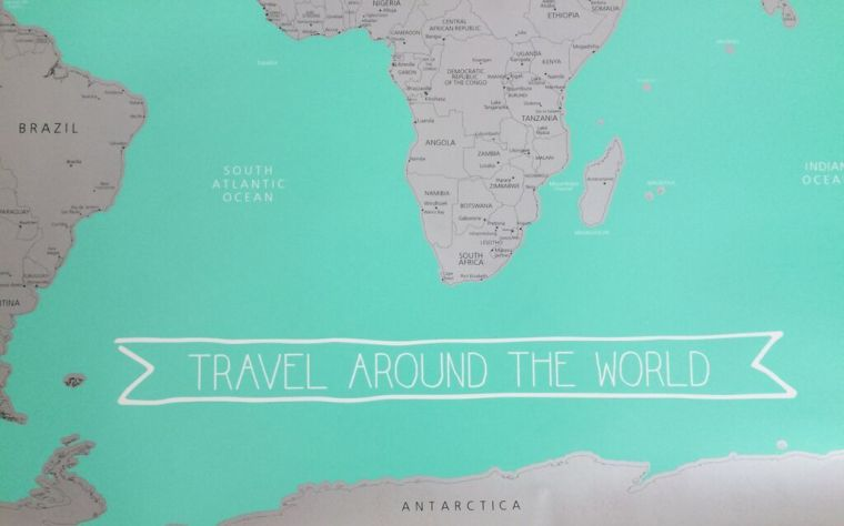 Travel Around The World - HEMA