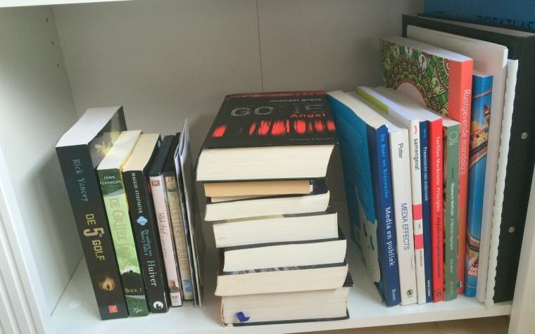 plank 3 boekenkast