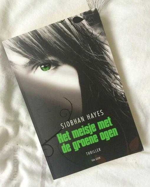 het meisje met de groene ogen - siobhan hayes