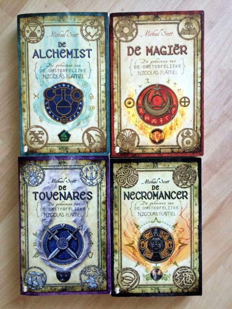 De alchemist serie