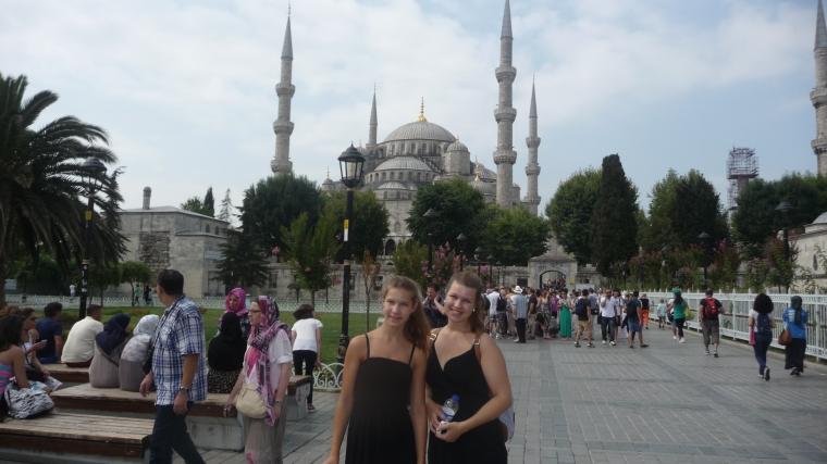 Blauwe Moskee - Istanbul