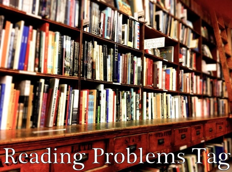 Reading Problems Tag