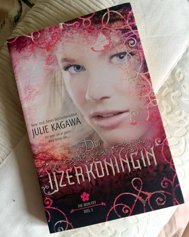 De IJzerkoningin - Julie Kagawa