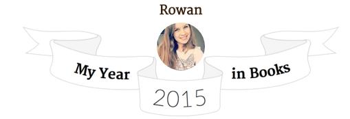 goodreads 2015 in cijfers