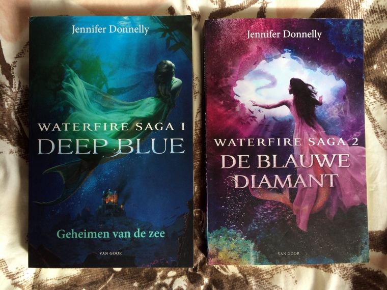 The Waterfire Saga - Jennifer Donnelly