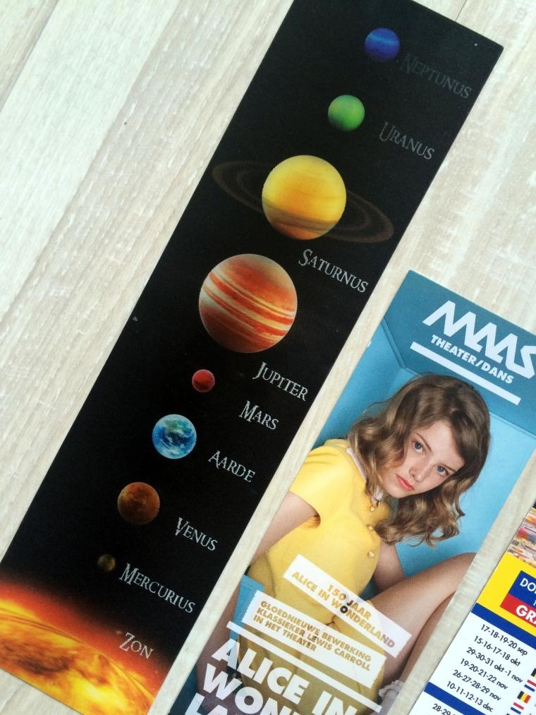 boekenlegger planetarium franeker
