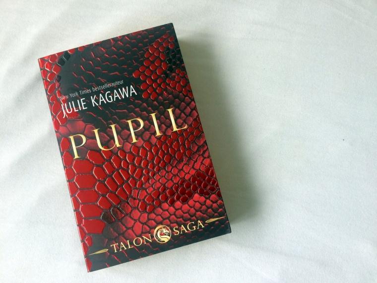 Recensie Pupil - Julie Kagawa