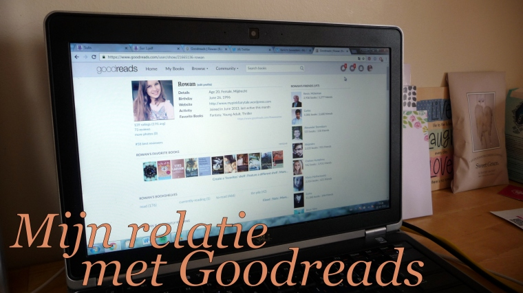 Relatie Goodreads