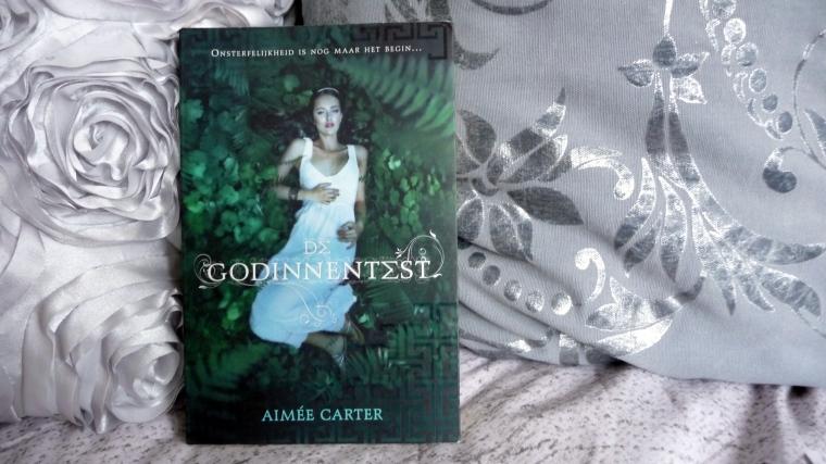 De Godinnentest - Aimée Carter