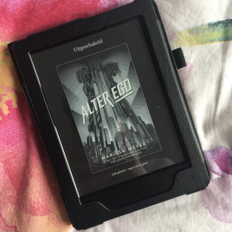 Alter Ego - Marissa Meyer