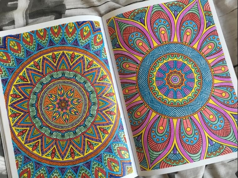Kleurplaten Volwassenen Ingekleurd.Kleurboek Voor Volwassenen My Pink Fairytale
